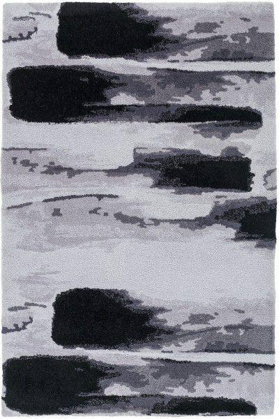 Teppich Astra Verona Brush 162 040 schwarz