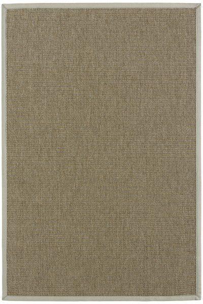 Indoor / Outdoor Teppich Astra Sylt 6530 807 040 silber