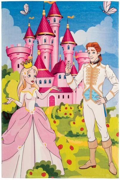 Kinder Teppich Obsession Juno 473 Princess multicolor