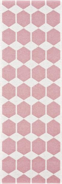 Indoor / Outdoor Teppich Brita Sweden Anna pink pastel / rosa (Läufer)