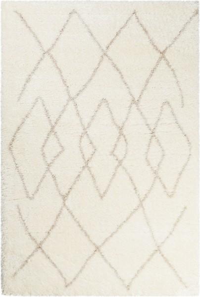 Teppich Wecon Home Afella WH-5965-060 weiss