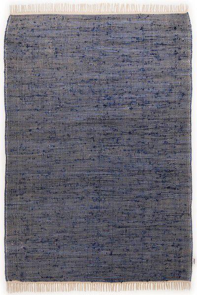 Teppich Tom Tailor Cotton Colors 713 denim / blau