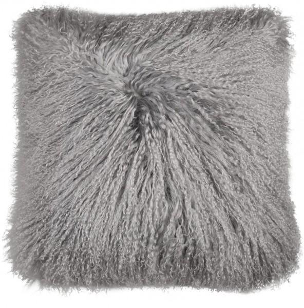 Kissen Obsession Tibetan Sheep Cushion 260 grau