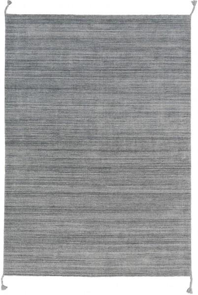 Kurzflor Designer Teppich Schöner Wohnen Alura 6013 190 005 grau