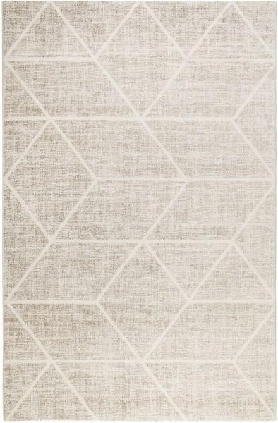Kurzflor Designer Teppich Wecon Home Bossa Lounge WH-00333-760 sand / beige