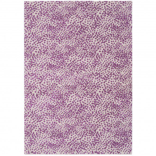Teppich Edito Sky Of Dots AR010R lila in 160 x 230 cm