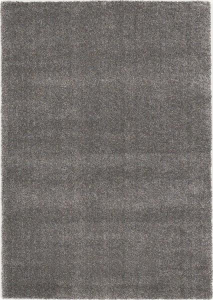 Kurzflor Designer Teppich Super Line Soft Blend 640 grau