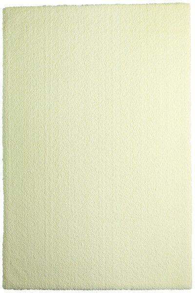 Hochflor Shaggy Teppich contzencolours 000 wool / weiss