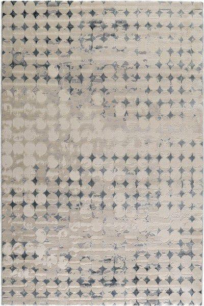 Teppich Esprit Velvet Spots ESP-3352-763 beige blau