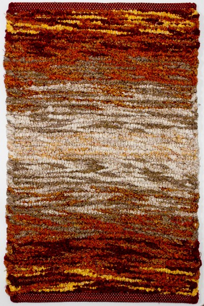 Teppich Paulig Life Flow 61 rot