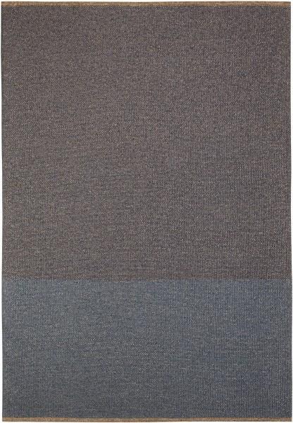 Indoor / Outdoor Teppich Brita Sweden Moor midnight / anthrazit blau (Gross)