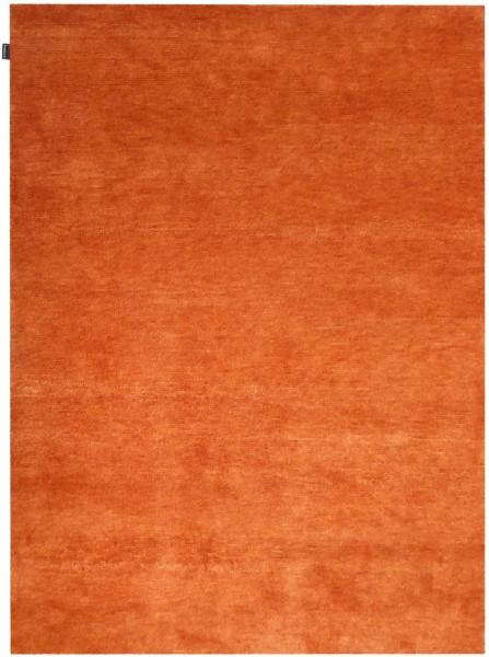 Kurzflor Designer Teppich Angelo Bhutan 4835-A2 orange