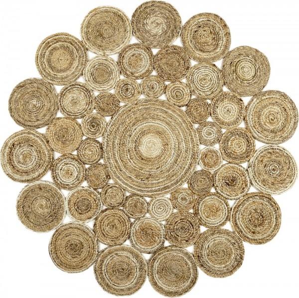 Teppich Esprit Ceycle Nature ESP-6017-02 beige braun