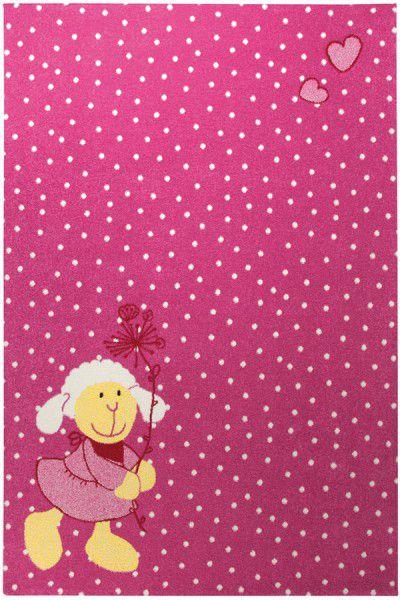 Teppich Sigikid Schnuggi SK-0524-03 pink