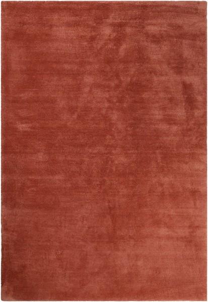 Hochflor Shaggy Teppich Esprit #loft ESP-4223-27 ziegelrot