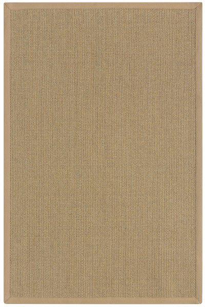 Sisal Teppich Astra Santiago beige / bast 62