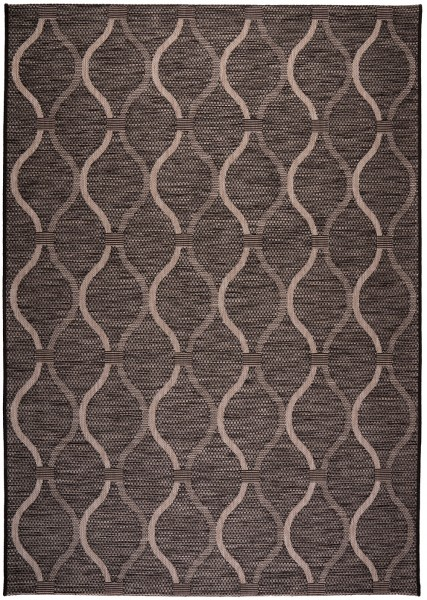 Indoor / Outdoor Teppich Obsession Nordic 871 grau