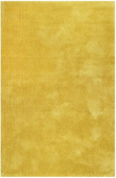 Hochflor Shaggy Teppich Esprit #relaxx ESP-4150-36 gold / gelb