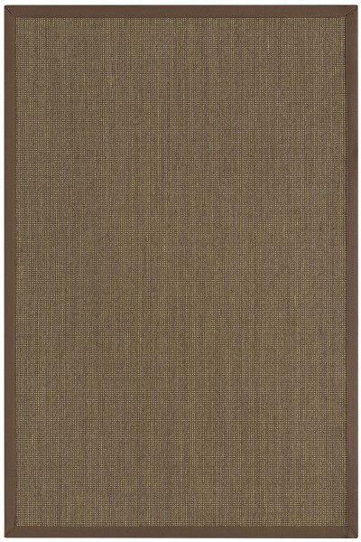 Sisal Teppich Astra Santos beige braun / camel 60