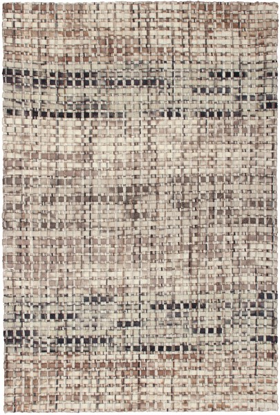 Kurzflor Designer Teppich Obsession Lima 430 taupe