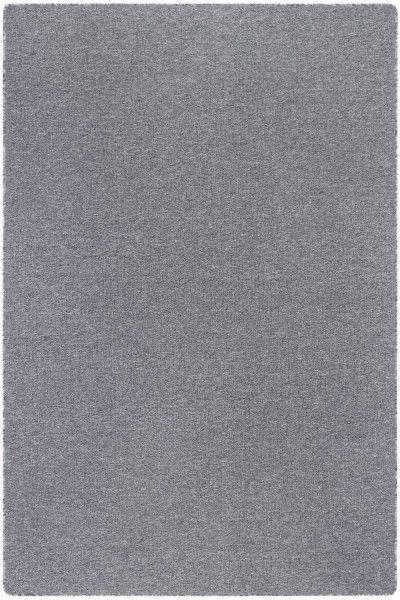 Kurzflor Designer Teppich Luxor Living Luton grau