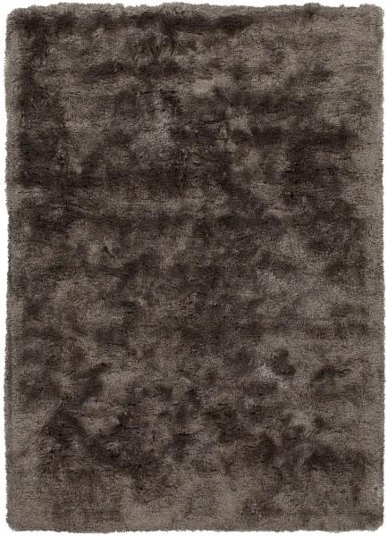 Hochflor Shaggy Teppich Angelo Bergamo 5512-55 taupe