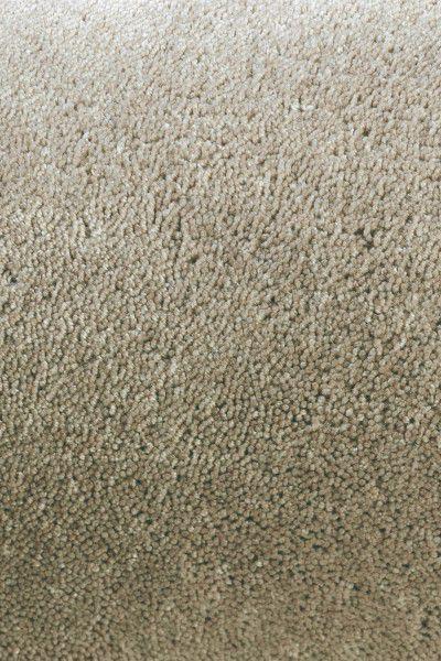 Kurzflor Designer Teppich Brink & Campman Twinset Uni Cut 21501 beige