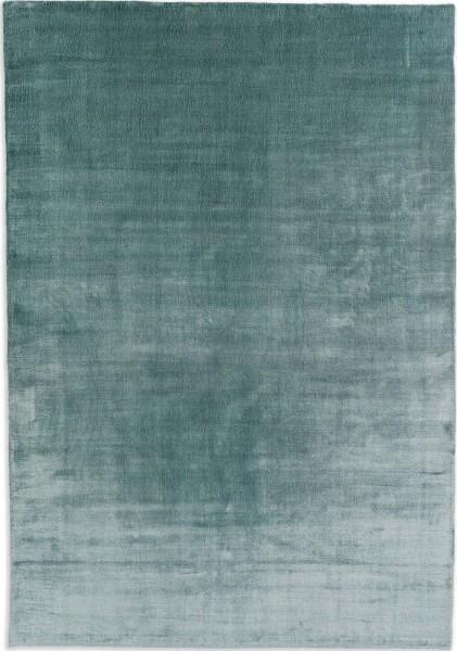 Kurzflor Designer Teppich Schöner Wohnen Aura 6017 190 030 grün