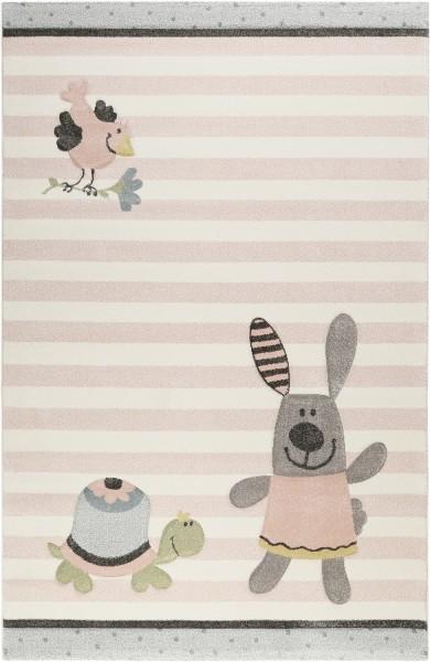 Kinder Teppich Sigikid Happy Friends SK-22427-655 multicolor