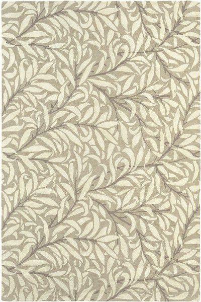Teppich Morris & Co Willow Bough 28309 creme beige