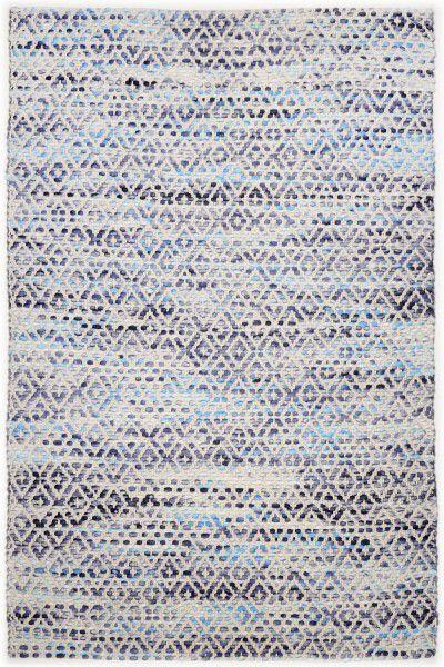 Teppich Tom Tailor Smooth Comfort Diamond 700 blau