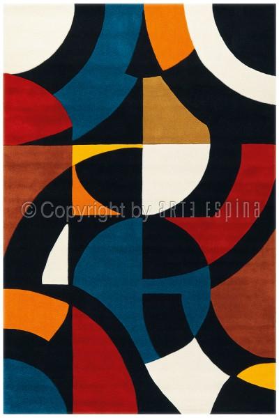 Teppich Arte Espina Spirit 3106-53 multicolor 170 x 240 cm