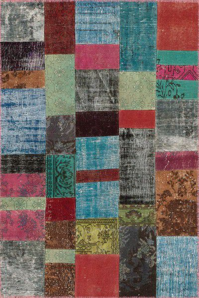 Teppich Angelo Up-Cycle 4950-999 multicolor