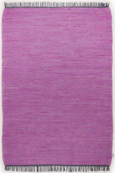 Teppich Tom Tailor Cotton Colors 750 lila