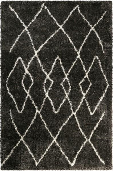 Teppich Wecon Home Afella WH-5965-095 anthrazit
