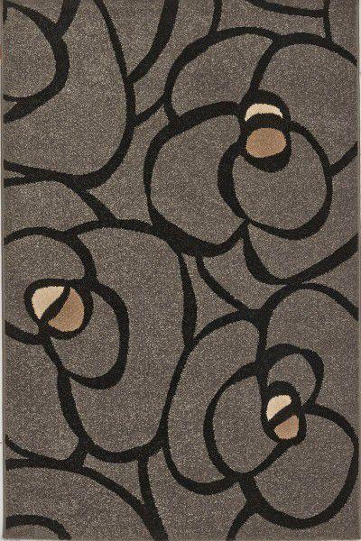 Teppich Raffi Rose graphite