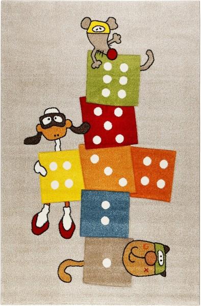 Teppich Sigikid Bandidoleros SK-22426-070 multicolor