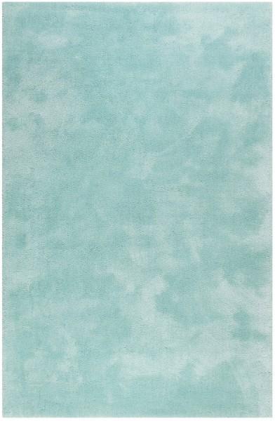 Hochflor Shaggy Teppich Esprit #relaxx ESP-4150-31 mint / türkis