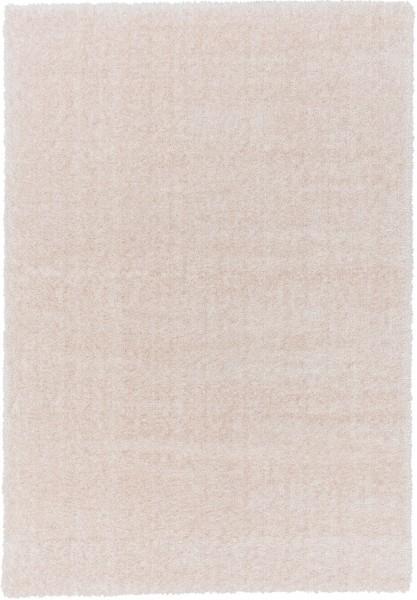Hochflor Shaggy Teppich Astra Matera 180 000 creme