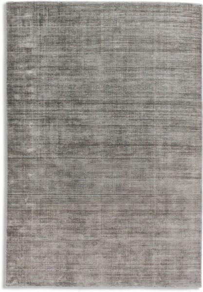 Kurzflor Designer Teppich Schöner Wohnen Alessa 6023 200 004 silber