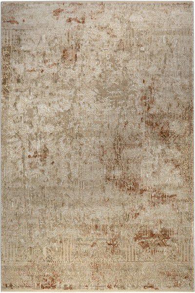 Kurzflor Designer Teppich Wecon Home Rococo Vintage WH-17306-061 beige