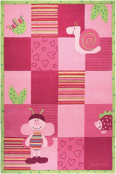 Teppich Esprit Bee ESP-2844-01 pink