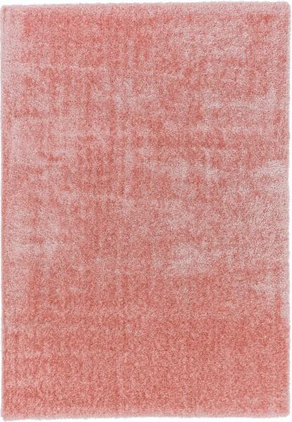 Hochflor Shaggy Teppich Astra Matera 6907 180 015 rasperry / rosa