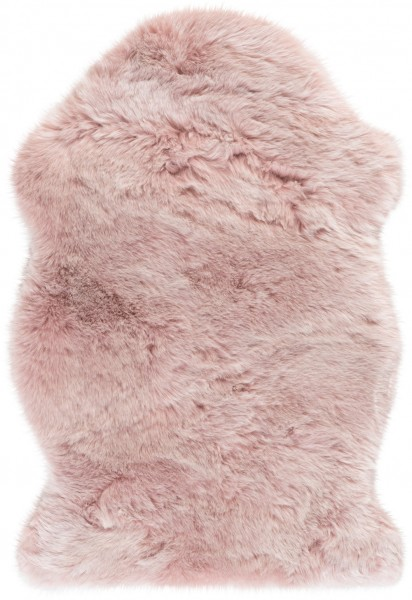 Fell Teppich Obsession Samba Shape 495 powder pink / rosa