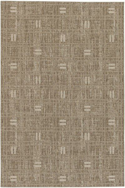 Teppich Astra Andria Balken 164 084 taupe