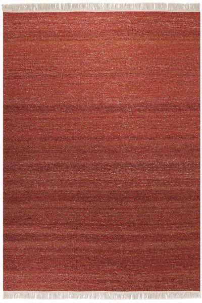 Kurzflor Designer Teppich Esprit Blurred ESP-7015-03 rot