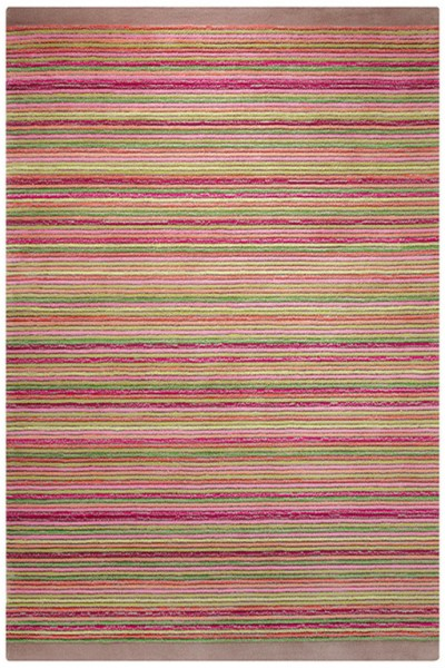 Teppich Esprit Samba Stripes ESP-3623-01 taupe
