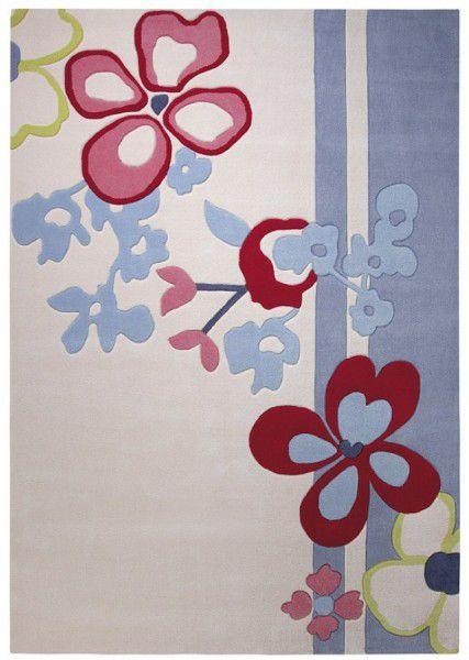 Teppich Esprit Ikebana ESP-3414-01 multicolor