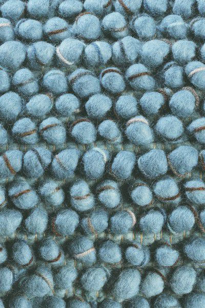 Teppich Brink & Campman Cobble 29218 blau