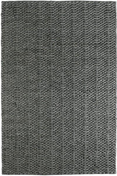 Kurzflor Designer Teppich Obsession Forum 720 graphite / grau